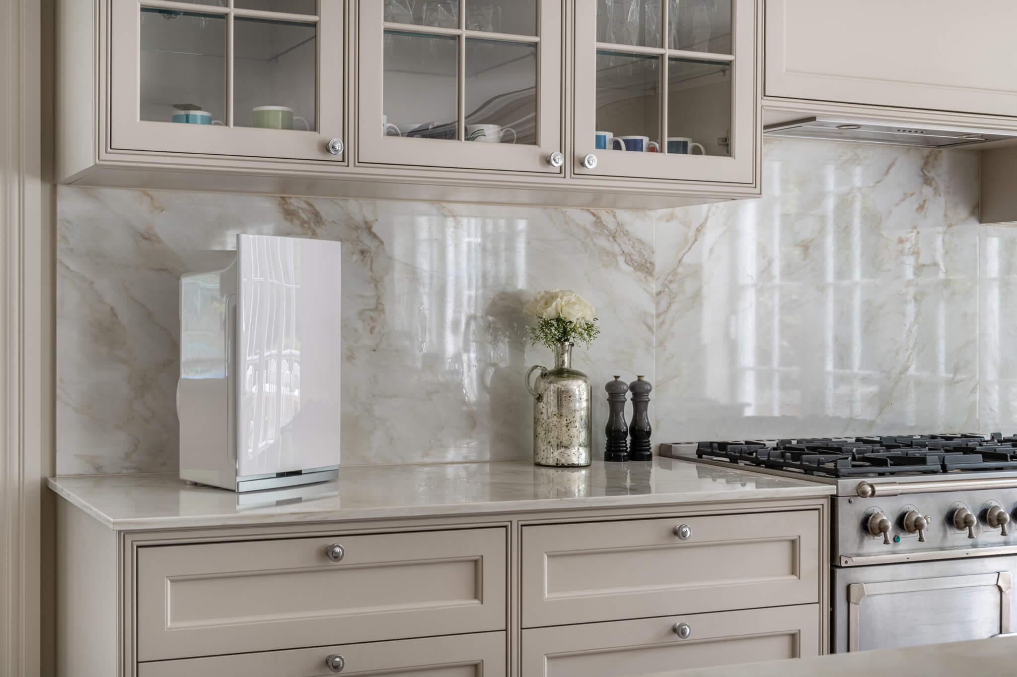 kitchen hepa filter air purifier