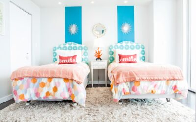 Kids' bedroom ideas: how to decorate to improve their mood
